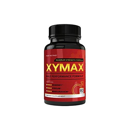 Cheap Xymax Male Performance Supplement- Maximum Strength Formula for Energy, Focus, Endurance 60 capsules