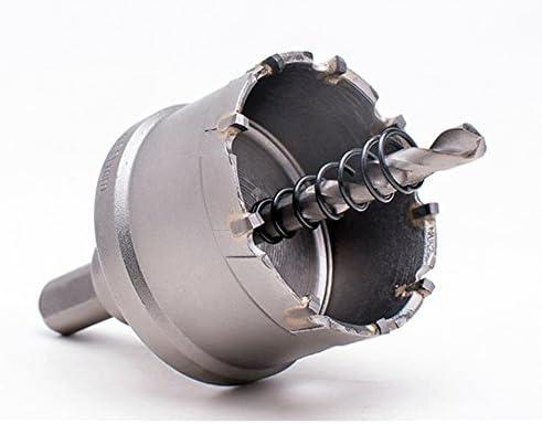 1pc 80mm Hartmetall-Spitze-Metallscherblock-Loch-Säge