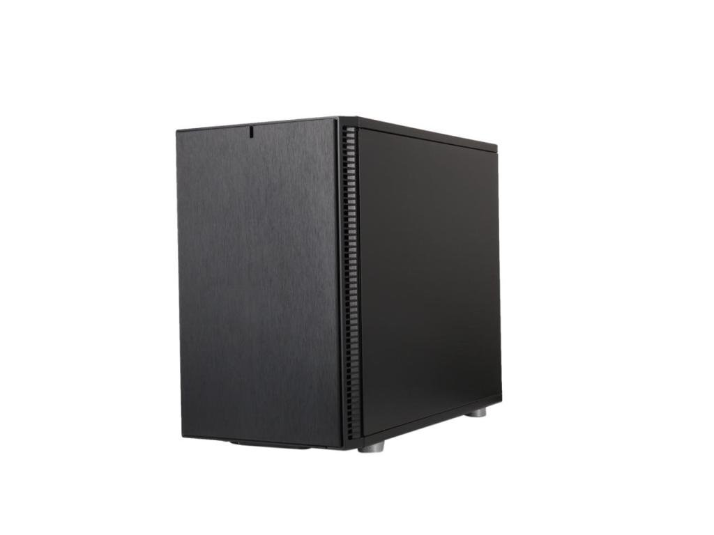 2X Dynamix X2 GP-14 120//140mm Silent Fans Includ Optimized for High Airflow and Silent Computing with Moduvent Technology Mini Tower Computer Case Fractal Design Core Nano S ITX