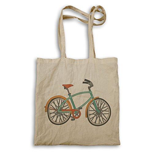 Klassisches Fahrrad Der Weinlese Tragetasche q829r