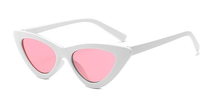 KINDOYO Gafas de sol de mujer con ojos de gato, Gafas de sol retro,