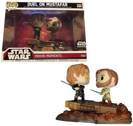 Vinyl Star Wars Death Star Duel Movie Moments Exclusive Pop