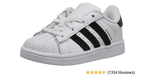 huge discount e3860 2c7bf Amazon.com  adidas Kids Superstar Sneaker  Sneakers