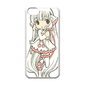 IPhone 5C Cases Mini Chii XDD Lol Sooo Cute, Chobits Cases Tyquin, {White}