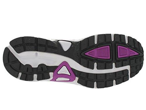 Expérience Nike Flex Courir Gris / Bleu Noir / Magenta / Violet Lavage / Wht