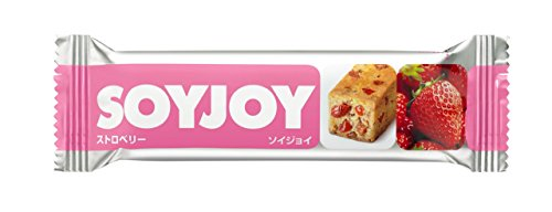 SOYJOY strawberry flavor MADE IN JAPAN!!!! 30g x12pc