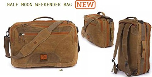 Fishpond Half Moon Weekender- Earth