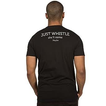 The Witcher 3 Men's Roach Transportation Premium T-Shirt (Black, Small)