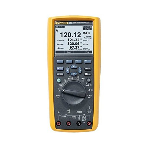Fluke 289 True-RMS Stand Alone Logging Multimeter from Fluke