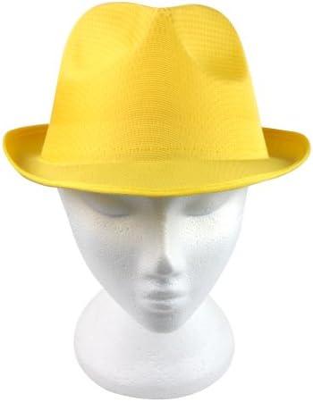 eBuyGB Sombrero Panam/á Unisex Adulto Verano Talla /Única
