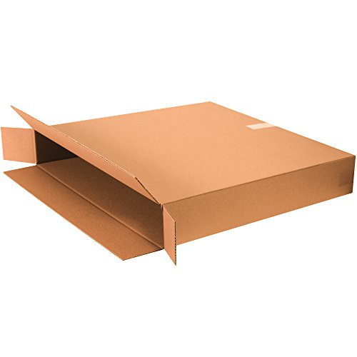 """Discount Aviditi HD30640FOLMS Heavy-Duty Side Loading Moving boxes, 30""""L x 6""""W x 40""""H, (Pack of 10), 6"""" width, 40"""" Height, 30"""" Length, Kraft (Pack of 10) supplier"""