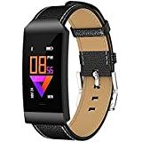 OPTA SB-059 Topaz Bluetooth Heart Rate + All-in-One Activity Tracker + Sleep Monitor Compatible with Android/iOS Smart Phones for Men Women Teens