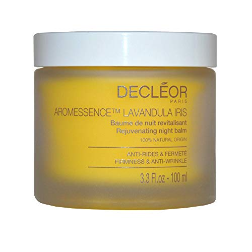 Decleor Aromessence Lavandula Iris Rejuvenating Night Balm 3.3 Fl.oz / 100 ml - SALON SIZE