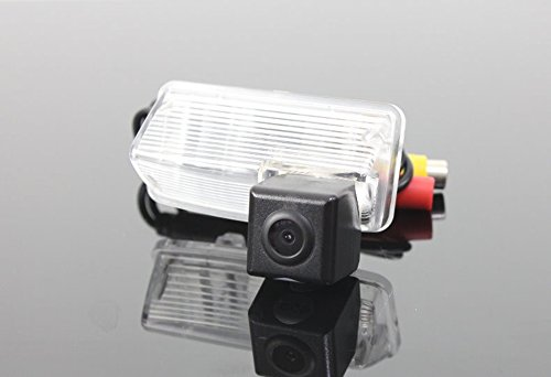 Car Rear View Camera & Night Vision HD CCD Waterproof and Shockproof Camera for Toyota Mark X / Reiz 2010 2011 2012