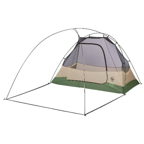 Big Agnes Wyoming Trail 2 Tent Tents 0000 Moss/Cream, Outdoor Stuffs
