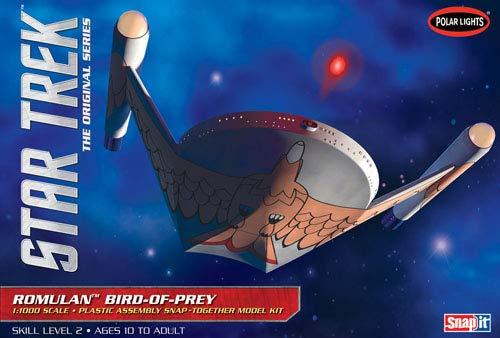 1/1000 Star Trek Romulan Bird of Prey