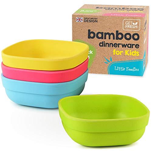 Bamboo Kids Bowls 4