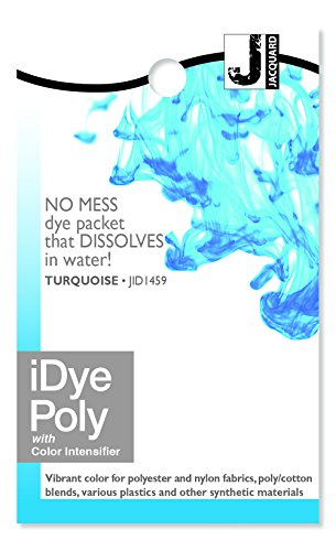 Jacquard Products 0363231 Poly Synthetic Dye Turquoise