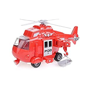 Jack Royal 1:20 Scale Rescue...