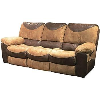 Amazon Com Catnapper Watson Lay Flat Reclining Sofa In
