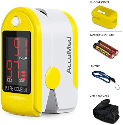 AccuMed AC-CMS50DL-Parent Yellow