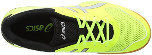 Amarillo Interior 8 750 rocket Hombre Yellow Para silver Asics flash Deportivas Gel Zapatillas q8AwnYZZF1