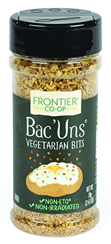 (Frontier Vegetarian Bits Bac'uns, 2.47-Ounce Bottle)