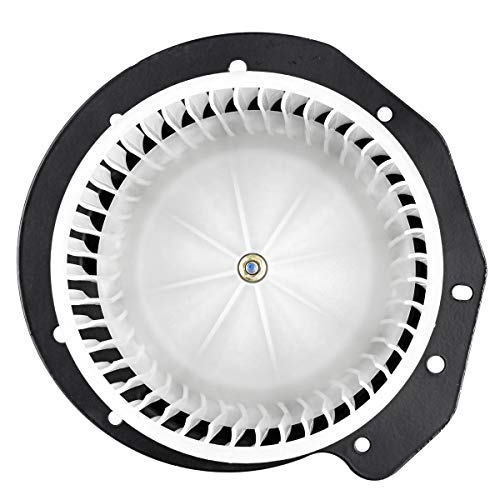 faersi A/C Heater Blower Motor with Fan Cage fit for 1987-1996 Ford Bronco /1988-1997 Ford F Super Duty /1987-1996 Ford F-150/1987-1996 Ford F-250/1987-1996 Ford F-350 & More