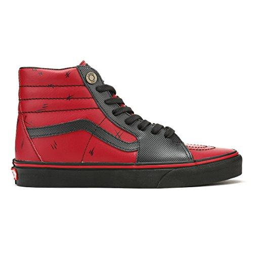 On Sneakers Vans Deadpool Black Black Widow Marvel Black Slip xf4wqvIX4