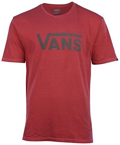 Vans Men's Classic Logo Graphic T-Shirt