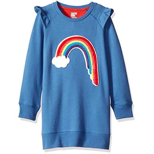 Spotted Zebra Girls Toddler /& Kids Knit Long-Sleeve Play Dress Brand