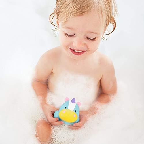 41612TumbIL - Skip Hop Baby Bath Toy, Light-Up Unicorn
