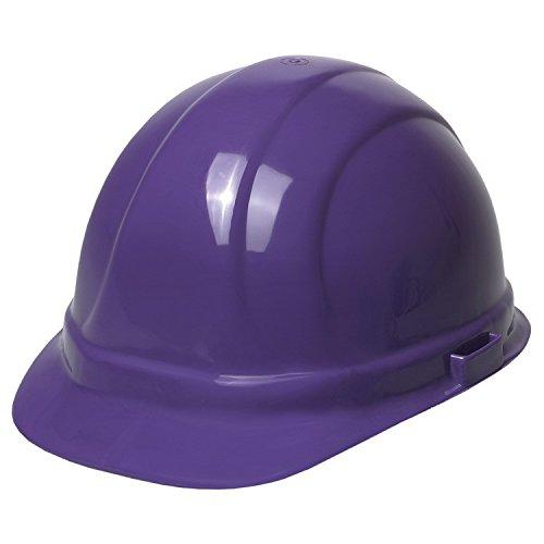 ERB 19988 Omega II Cap Style Hard Hat with Mega Ratchet, Purple]()