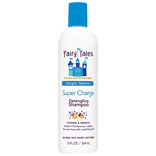 Fairy Tales Super Charge Detangling Shampoo product image