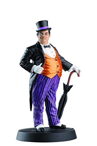 Eaglemoss DC Comics Super Hero Collection: The Penguin Figurine ()