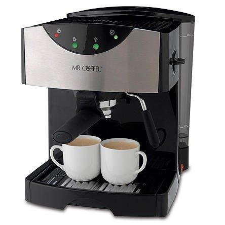 Mr. Coffee Espresso Machine (Industrial Expresso Machine compare prices)