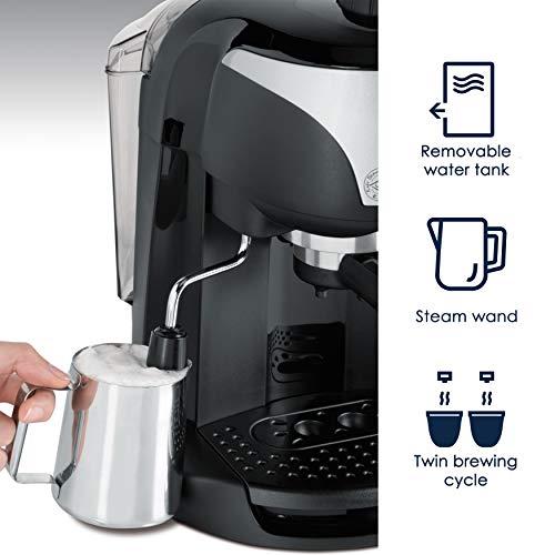De'Longhi EC220CD 15-Bar Pump Driven Espresso Maker by DeLonghi (Image #5)
