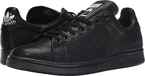 adidas by Raf Simons Unisex Simons Stan Smith Aged Core Black/Ftwr White/Core Black 6.5 M UK