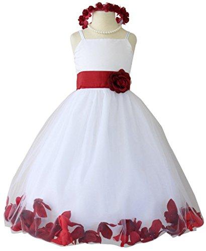 Rose Petal Dress - 4
