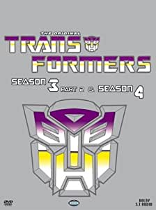 Transformers Season 3 Part 2/Season 4 Boxed Set