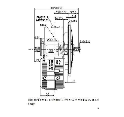 Bafang Us No Taxes 48v 750w Color Full Lcd P850c 8fun Motor Bbs02b Crank Motor Eletric
