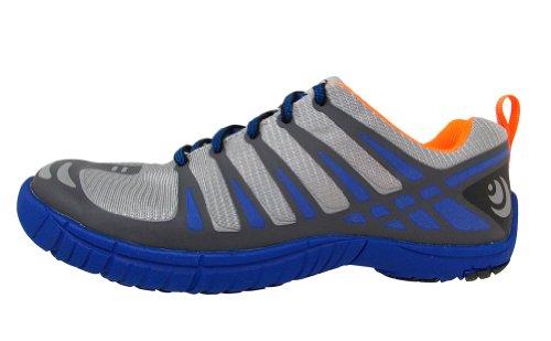 Topo ST Hombre Carretera Zapatillas running gris/Cobalto - gris/Cobalto, 9 gris/Cobalto
