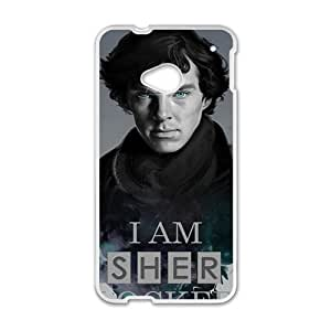 Happy sherlock Phone Case for HTC One M7