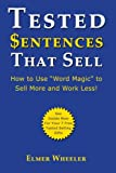 img - for Tested Sentences That Sell: How To Use