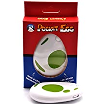 CtrlDepot Pocket EGG for Pokemon Go Plus Auto Catch & Collect Catcher Bluetooth Adapter for IOS/Android - NO Need Go Plus (Green)