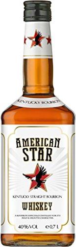 American Star Bourbon Whisky (1 x 0.7 l)