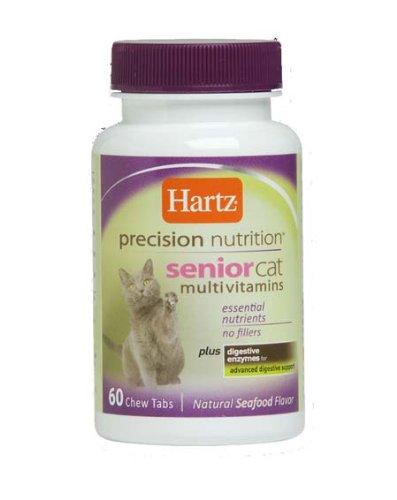 Hartz Precision Nutrition Senior Cat Multivitamins, My Pet Supplies