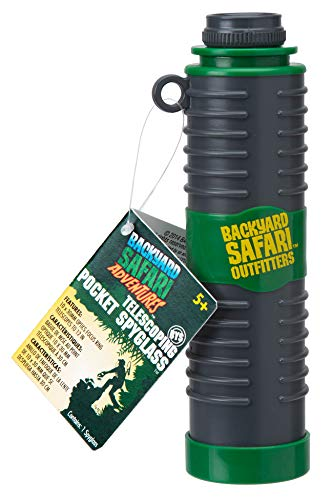 Backyard Safari Telescoping Pocket Spyglass