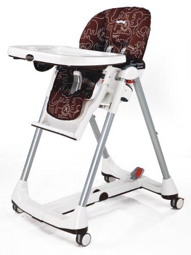 Peg-Perego Prima Pappa Diner High Chair, Savana Cacao