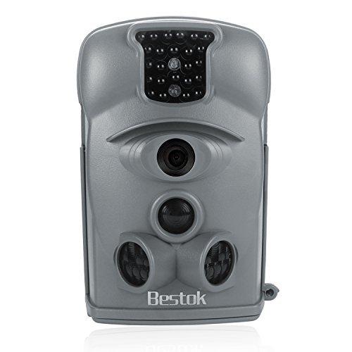 100%品質 Bestok Hunting Trail Camera 120° 12MP Camera HD Infrared (trail HD Night Vision 65ft 2.4'' LCD Trail Camera and IP54 Waterproof Deer Camera (trail camera) [並行輸入品] B07F3KG5FK, ストーブ市場:9a577299 --- martinemoeykens-com.access.secure-ssl-servers.info